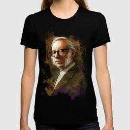 Isaac Asimov Portrait T-shirt