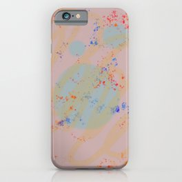 the inner world of a berry  iPhone Case