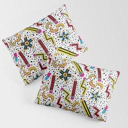 Pencils Print  Pillow Sham