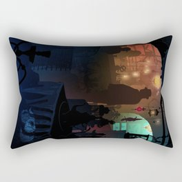 Mogwai Not For Sale Rectangular Pillow