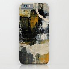 Newsprint iPhone 6s Slim Case
