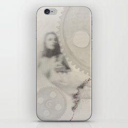 """""""deformation"""" iPhone Skin"""