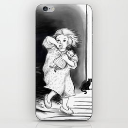 Nightmare iPhone Skin