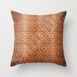 Grate Throw Pillow