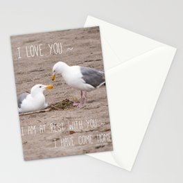 I Have Come Home Stationery Cards