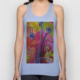 Allium Unisex Tank Top