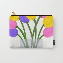 Happy Spring Carry-All Pouch