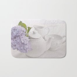 Filled with Delight  Bath Mat