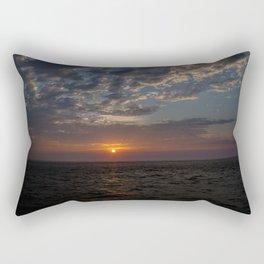 Sunrise on Fripp Island 2 Rectangular Pillow