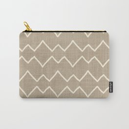 Urbana in Tan Carry-All Pouch