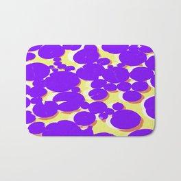 Lotus Pond Ultra Violet Lemonade Bath Mat