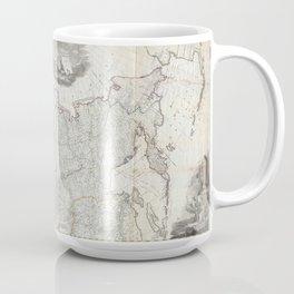 The Russian Empire 1787 Coffee Mug