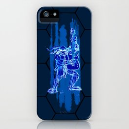 TMNT Rock: Leo iPhone Case