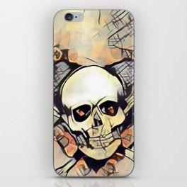 Love & death 2 iPhone Skin