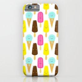 Summer Pattern   Sun Beach Holiday Sea Sand Palm iPhone Case
