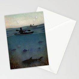 Sea Kayaking Stationery Cards