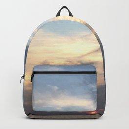 The Sun Sleeps Backpack