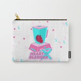 Heart in a Blender | Inside out - Eve 6 Carry-All Pouch