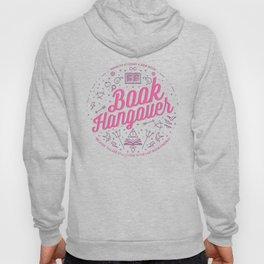 Book Hangover (Pink) Hoody