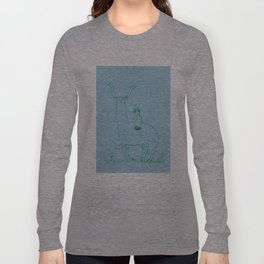 Mounted Steed Long Sleeve T-shirt