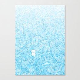 Yarn Ball Pit Canvas Print
