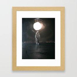Creative Constipation Framed Art Print