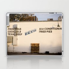 Frog Legs and Fried Pies Laptop & iPad Skin
