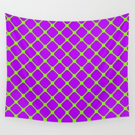 Square Pattern 2 Wall Tapestry