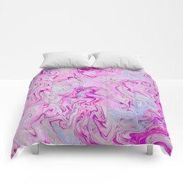 Marble Twist II Comforters