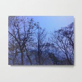 Blue Yonder Valley Metal Print