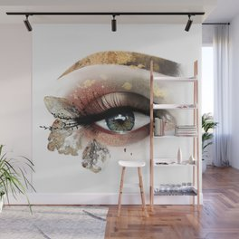Autumn in your eyes Wall Mural
