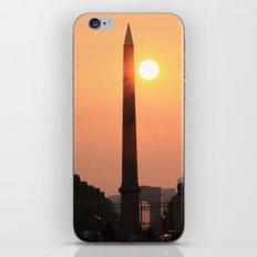 Love is like a Sunset iPhone & iPod Skin