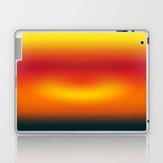sunset abstract Laptop & iPad Skin