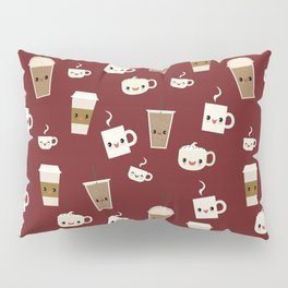 Coffee Break Pillow Sham