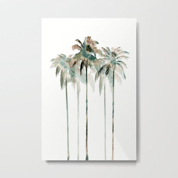 Hawaii Forest collab. with @rodrigomffonseca Metal Print