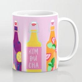 Kombucha - Rainbow Palette Coffee Mug