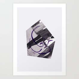 Grown love Art Print