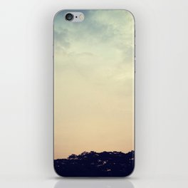 the perfect gradient-painter iPhone Skin