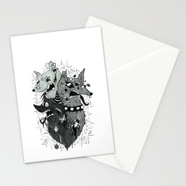 M Y T H Stationery Cards