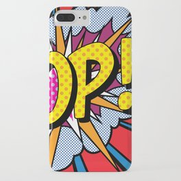 POP Art #4 iPhone Case