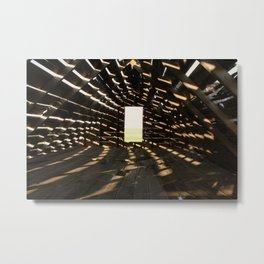 Who Needs Air Conditioning? Metal Print