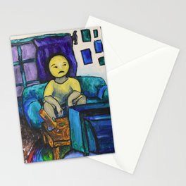 Ho Hum High Stationery Cards
