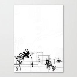 AutoCUNT 020 Canvas Print