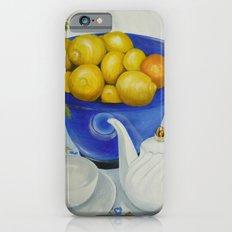 Lemon Tea iPhone 6s Slim Case