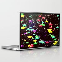 celestial Laptop & iPad Skins featuring celestial by Mariedesignz