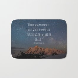 A Court Of Mist And Fury Quote, Velaris Bath Mat