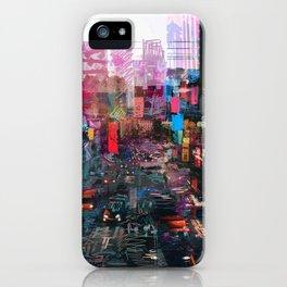 Sweet City iPhone Case