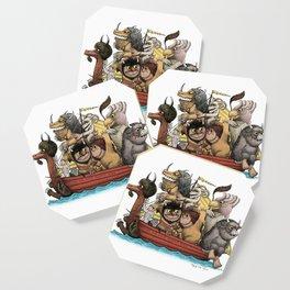 Bring The Wild Rumpus Back! Coaster