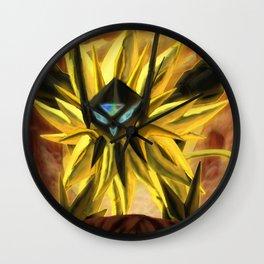 Ultra Solgaleo Wall Clock