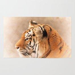 Amur Tiger Rug